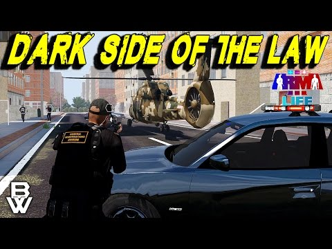 Arma 3 Life Police - Metropolis - The Dark Side Of The Law