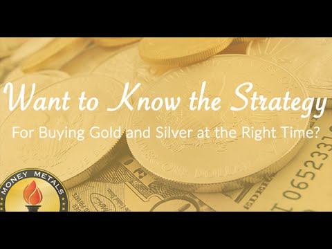 Know When To Gold And Silver At The Right Time