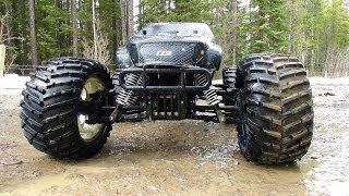 RC ADVENTURES - TORTURE TESTiNG - CEN GST-E 4x4 Monster Truck