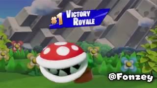 Piranha Plant Victory Royale Meme #SuperSmashBrosUltimateMeme