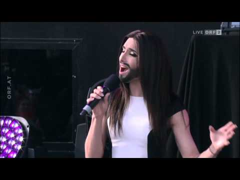 Conchita Wurst  Do You Believe In Love Cher