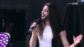 Conchita Wurst - Do You Believe In Love [Cher] (Live)