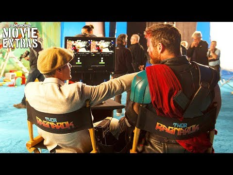 Go Behind the Scenes of Thor: Ragnarok (2017)