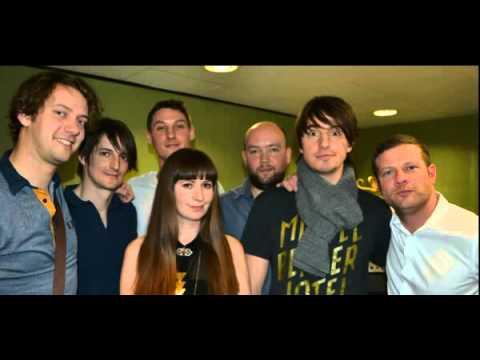 Jon Cox (Alfie Boe 2012 bassist) with Leisure Society on BBC Radio 2 - Mar 9 2013