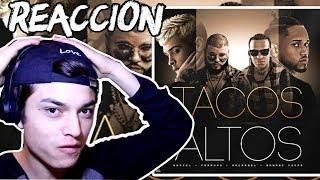 Video Reaccin Tacos Altos Arcangel X Noriel X Farruko X Bryant Myers X Alex Gargolas