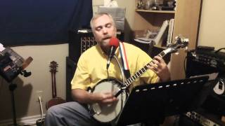 You're A Grand Old Flag (1906, George M. Cohan, public domain), tenor banjo.