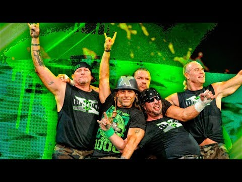 #DX20: D-Generation X Official Theme Song