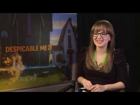 'Despicable Me 2' Miranda Cosgrove Chats With Laura Bennett | Hope 103.2