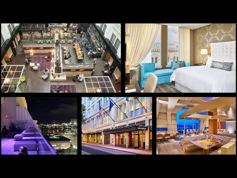 Coolest Hotels: THE NINES - Portland's Luxury Collection Hotel (Marriott)