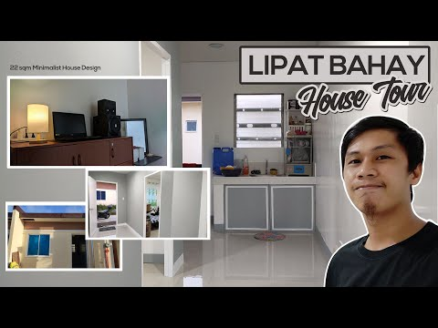 My New House | Lipat Bahay - Vlog 01 Update