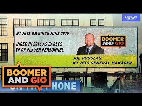Joe Douglas on the Jets Draft | Boomer and Gio