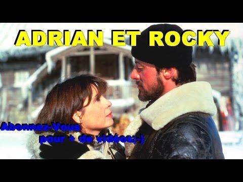 Rocky IV:Adrian et Rocky Hd