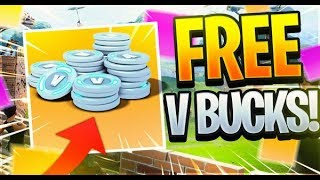 🔴🔴 Fortnite 1K Vbucks giveaway! Congrats Ooffer Gang for winning todays giveaway!