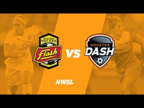Western New York Flash vs. Houston Dash