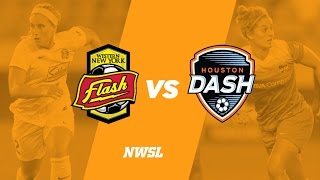 Western New York Flash vs Houston Dash full match