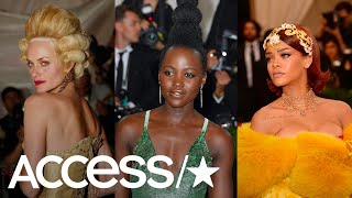 The 12 Most Dramatic Met Gala Looks Of All Time | Access