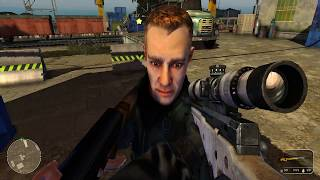 Sniper The Manhunter 3 прохождение walkthrough