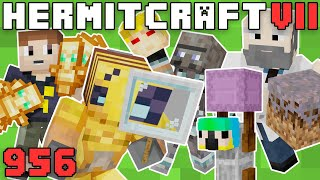 Hermitcraft VII 956 Deals, Runs, Upgrades & Training!