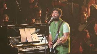 HD---ARIJIT - LIVE NJ, 2017---ZALIMA--RAEES