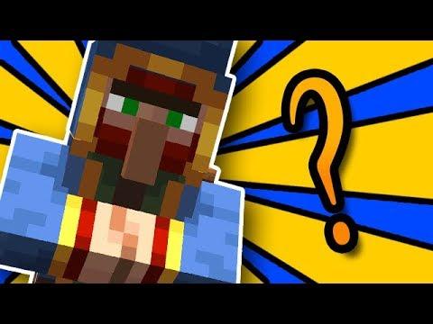 Who Is Minecraft's New Mystery NPC?