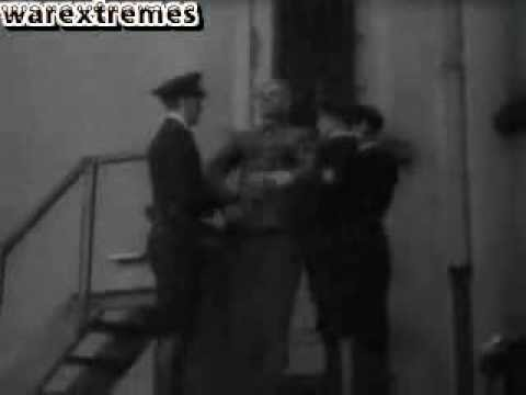 Karl Hermann Frank execution (Graphic)