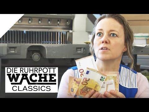 Falschgeld aufgetaucht! Wer druckt das Geld? | Best-of #Smoliksamstag| Die Ruhrpottwache | SAT.1 TV