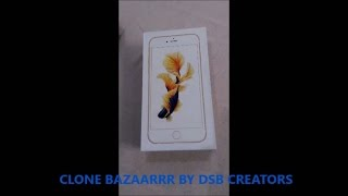 iphone 6s plus 64gb aaa clone 1st copy gold rose gold in india for rs 11500