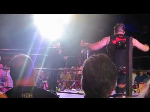 Kevin Steen's final ROH Entrance
