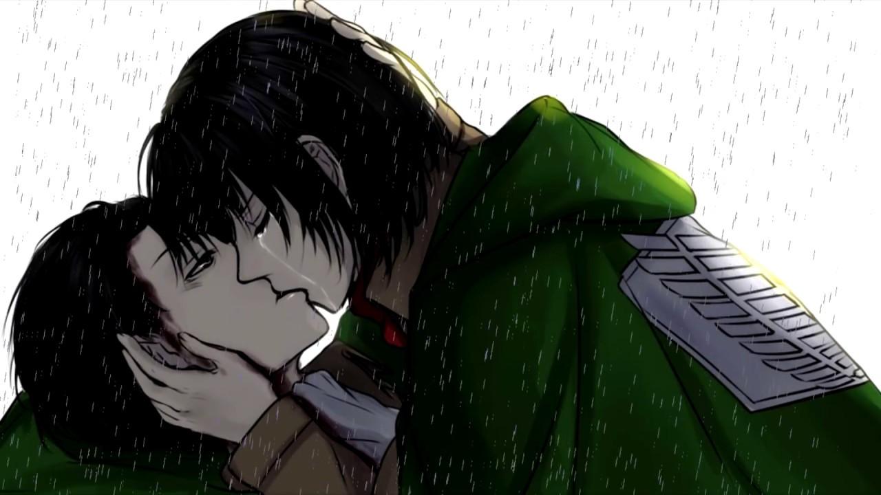 Levi x Mikasa | Levi's last goodbye (Sub Español) (English Sub)