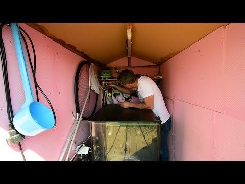 Modern Koi Blog #2393 - So kühlt Ulli seine Luftpumpen