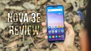 Huawei Nova 3e Review - নচ নচ কচ কচ 🔥 | 4K | ATC