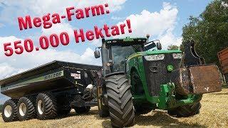 EkoNiva & Ekosem-Agrar: Ackerbau und Milchviehhaltung in Russland XXL (Teil 1 I 4K)