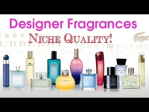 TOP Designer Fragrances with Niche Quality!