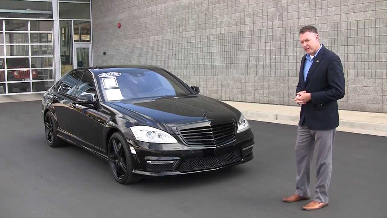 mercedes-benz s63 amg 2012 ca460046 - youtube