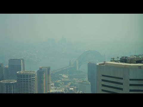 Sydney Chokes Through Another Day Of 'hazardous' Air Quality