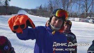 Школа сноуборда. Урок 25 - Мягкий сноуборд (Buttering): техника катания Ильи Косяченко