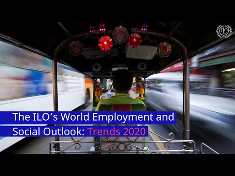 World Employment and Social Outlook: Trends 2020 - The report in short