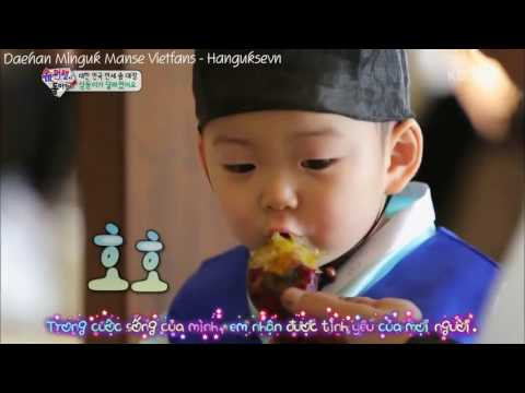 Fanmade + Vietsub Song Minguk   You were born to be loved HIGH