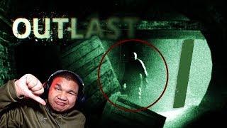 (BORING) Game ni Tak SERAM Langsung...👎 - OUTLAST (Malaysia) ''Part 1''