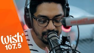 "Nyoy Volante performs ""Ipagpatawad Mo"" LIVE on Wish 107.5 Bus"