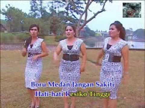 Nadeak Sister - Boru Medan