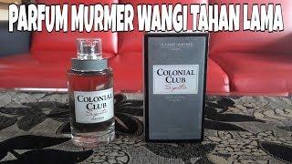 UNBOXING PARFUM PRIA COLONIAL CLUB SIGNATURE | MURAH MERIAH WANGI ENAK DAN TAHAN LAMA