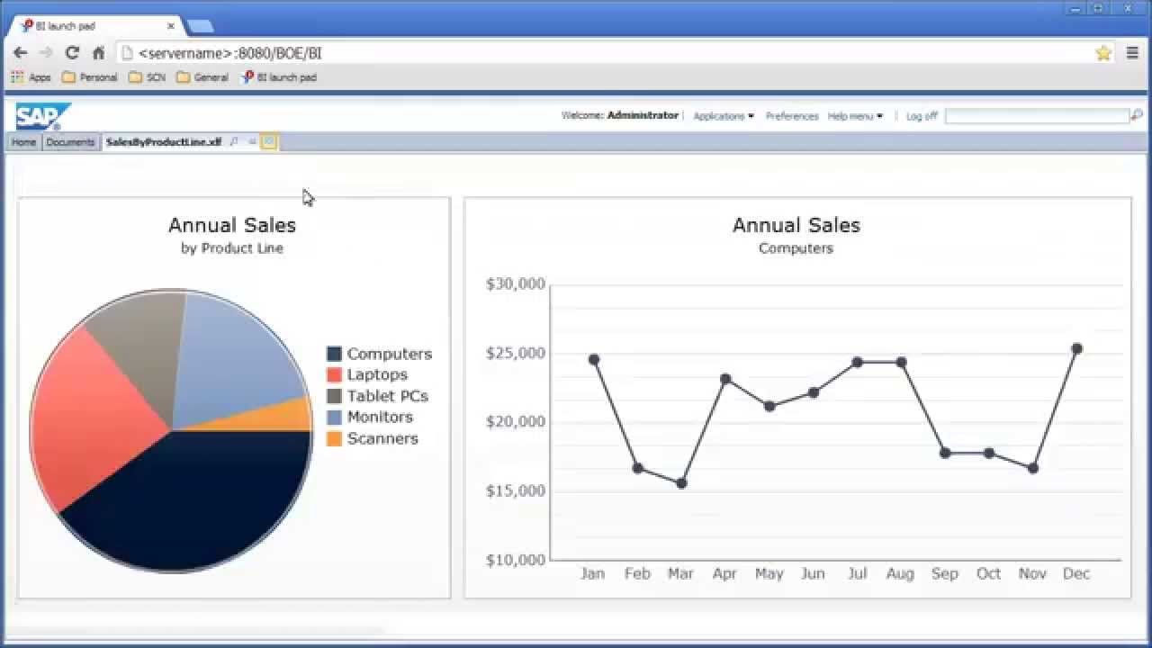 Embed a dashboard using the APOS Dashboard Migrator: SAP ...