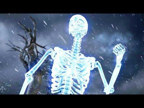 Mortal Kombat XL - All Klassic Fatalities on Ice Skeleton Costume Skin Mod 4K Ultra HD Gameplay Mods