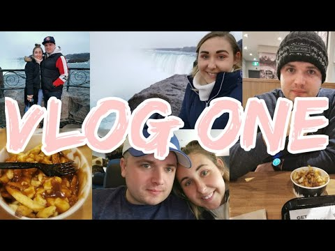 MOVING FROM UK TO CANADA VLOG ONE | NIAGARA OUTLET, FALLS, ST CATHARINES