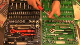 Купить наборов инструментов Intertool ET-6108 и ET-6108ST(, 2016-01-19T06:54:21.000Z)