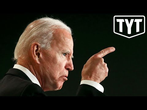 Biden Accused of Sexual Harassment by Former Staffer