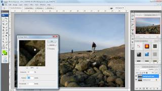 Photoshop - Sharpening (Norwegian)