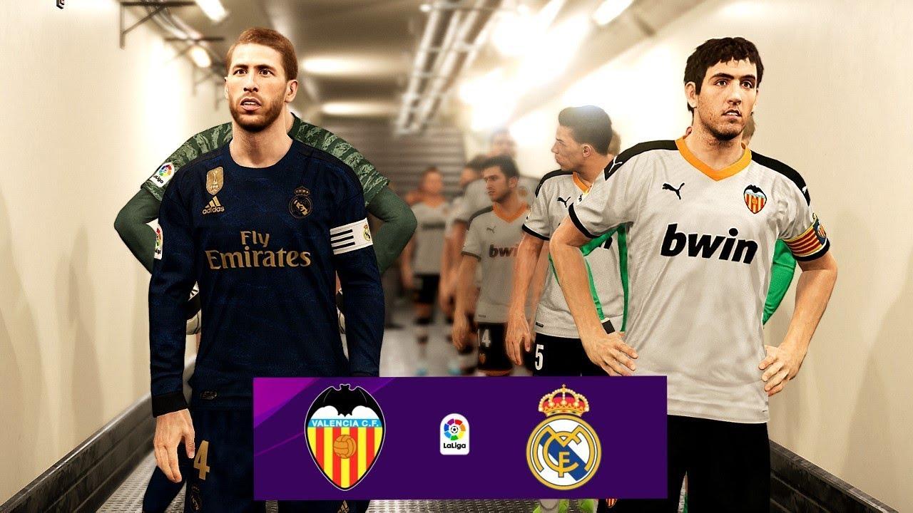 Valencia vs. Real Madrid FREE LIVE STREAM (12/15/19): Watch La ...