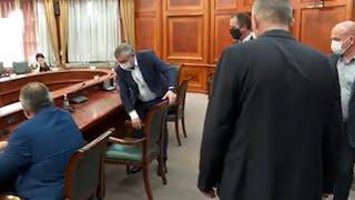 Ministarka Mihajlović udaljila Bajatovića sa sastanka
